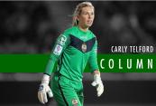 Carly Telford's Column