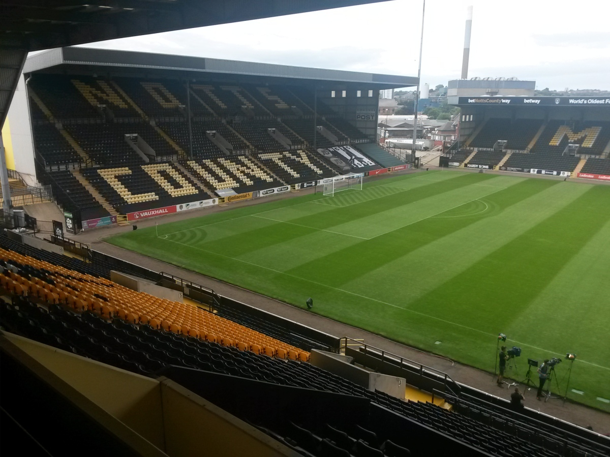 EFL: Notts County - League Two's Merry Little Magpies
