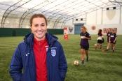 Liverpool Ladies Amy Turner Girls Football Week