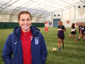 Liverpool Ladies Amy Turner Girls Football Week