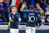2018 World Cup France Pavard Mbappe