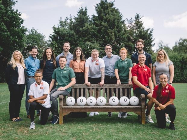 Charlie Mulgrew and Caroline Weir launch McDonald_s UK_s new football sponsorship 3