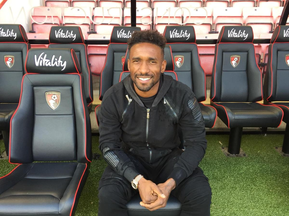 Premier League stalwart Jermain Defoe sets record straight on 'love rat' accusations