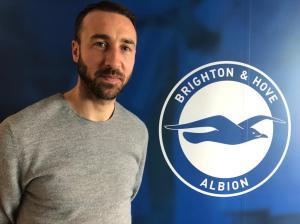 Glenn Murray at Brighton & Hove Albion