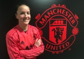 casey stoney manchester united women