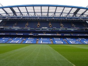 Stands at Stamford Bridge