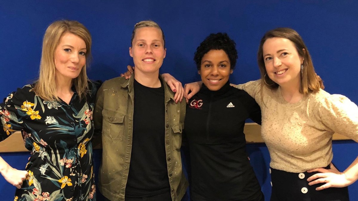 The Offside Rule Weekly Podcast: Women's and Girls' Football - Challenge Accepted