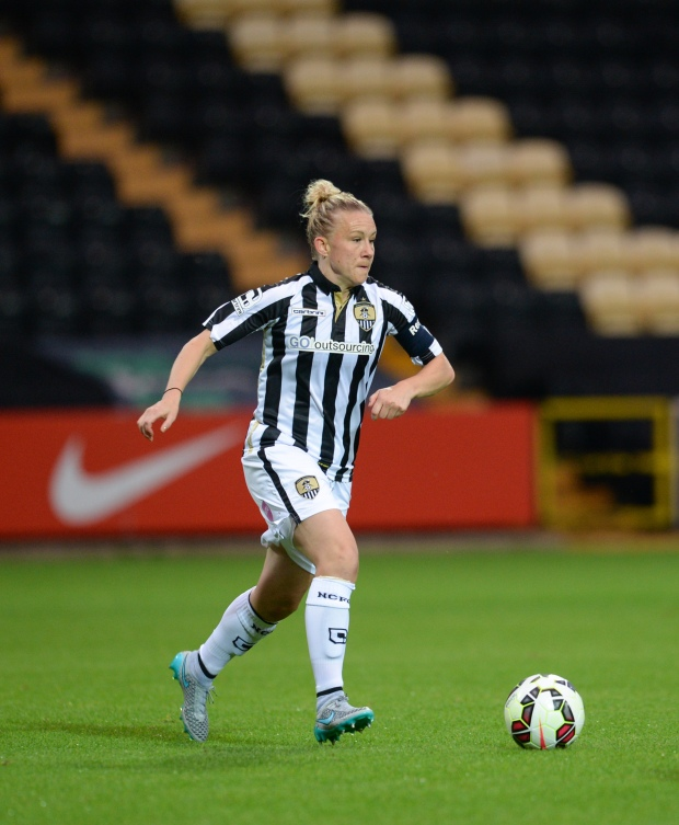 Notts County Ladies FC v Bristol Academy Women - WSL