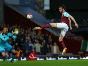 Andy Carroll at West Ham United