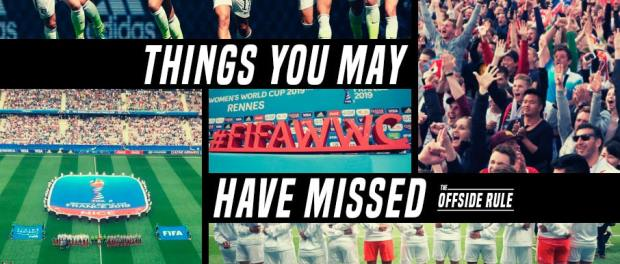 Things you may have missed - The Offside Rule - Women's World Cup