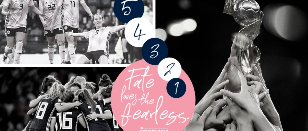 Scotland women - fate loves the fearless
