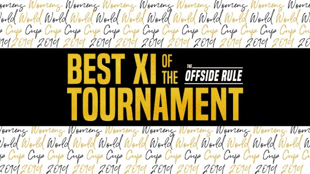The Offside Rule - Best XI of the Tournament