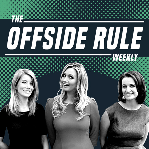 The Offside Rule Weekly widget