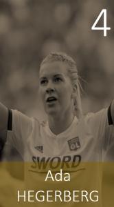 Top 100 2019 Ada Hegerberg