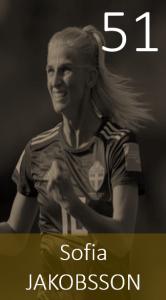Top 100 2019 Sofia Jakobsson