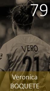 Top 100 2019 Veronica Boquete
