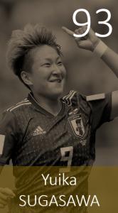 Top 100 2019 Yuika Sugasawa