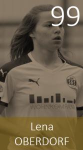 Top 100 2019 Lena Oberdorf