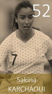 Top 100 2020 Sakina Karchaoui