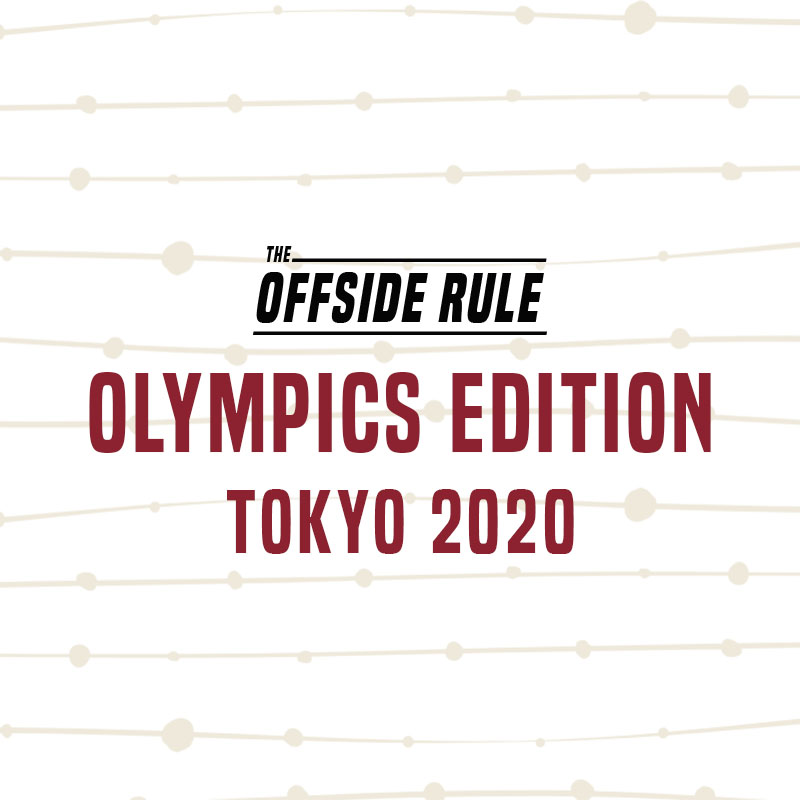 the offside rule, olympics edition. tokyo 2020